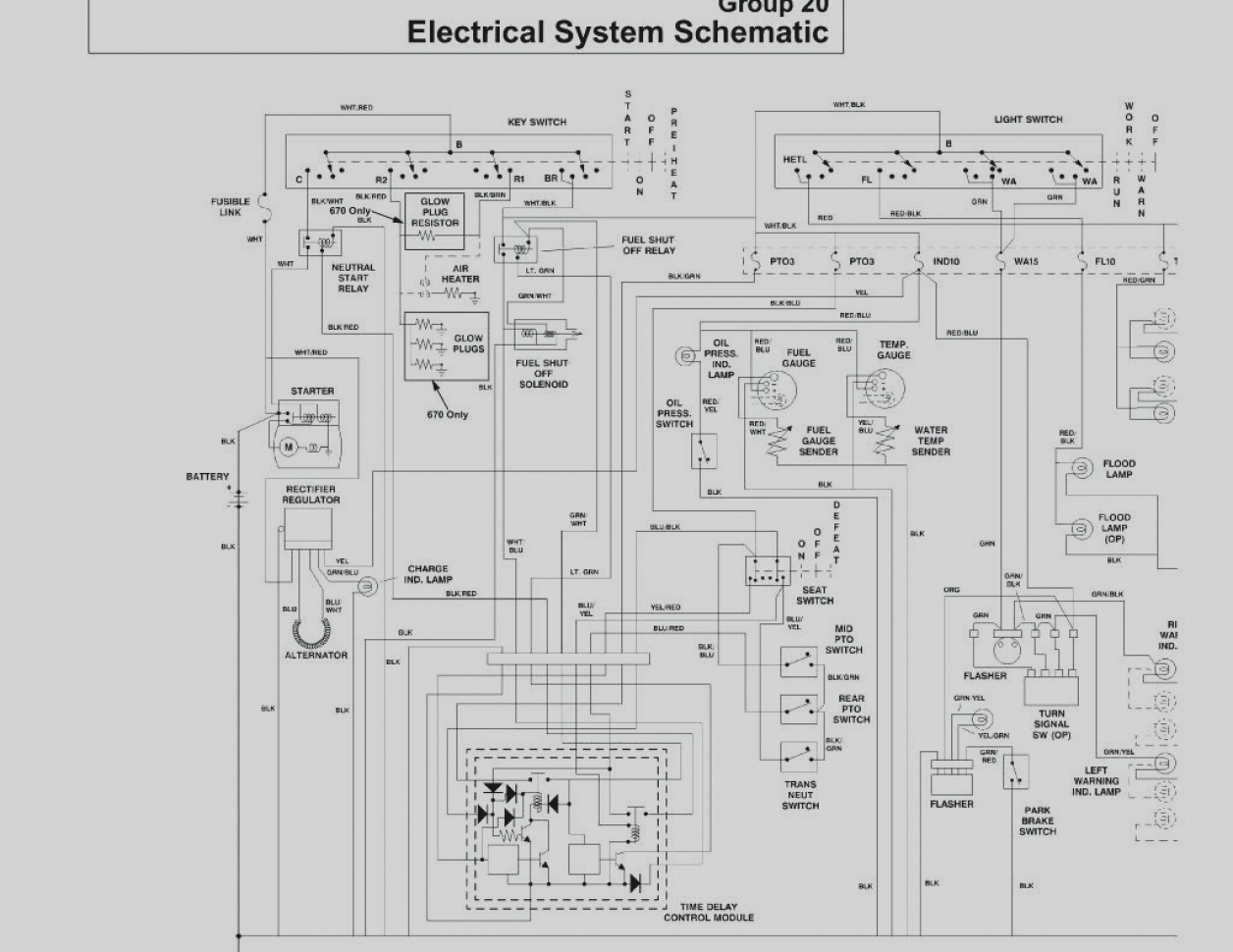 international tractor wiring diagram Collection-Amazing 5088 International Wiring Diagram Case Ih 1660 Schematic Diagrams Schematics 4-q
