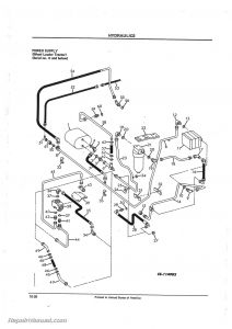 International Tractor Wiring Diagram - International Harvester 260 A Tractor Loader Backhoe Parts Manual Page 3 2m
