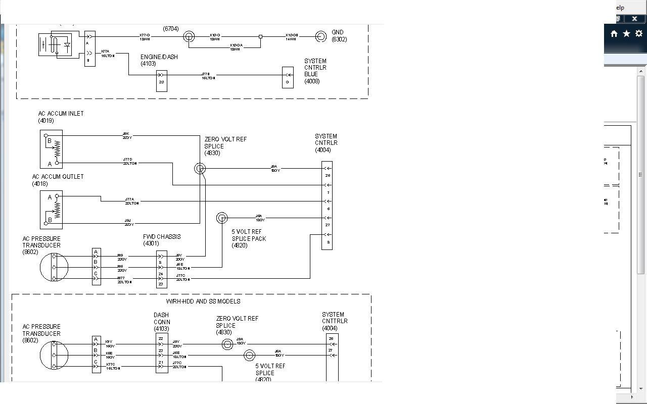 Hino Radio Wiring Diagram Library 2008 Mazda Cx9 International Truck Gallery 4700