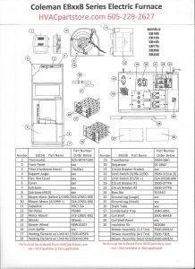 Intertherm Heat Pump Wiring Diagram - Coleman Evcon Heat Pump Wiring Diagram Download Beautiful Intertherm Electric Furnace Wiring Diagram 20 for 7c