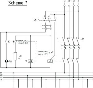 "Intrinsically Safe Barrier Wiring Diagram - Further Electrical Dimensional Parameters for ""panel Boards"" 9s"