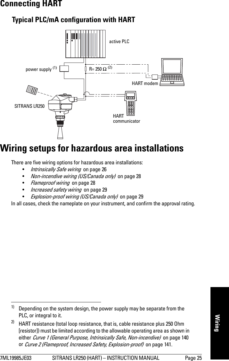 Intrinsically Safe Barrier Wiring Diagram Download