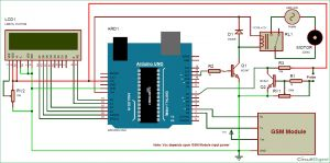 Irrigation Controller Wiring Diagram - Sprinkler Wiring Diagram Download Circuit Diagram for Arduino Based Automatic Plant Irrigation System with Message Download Wiring Diagram 11q