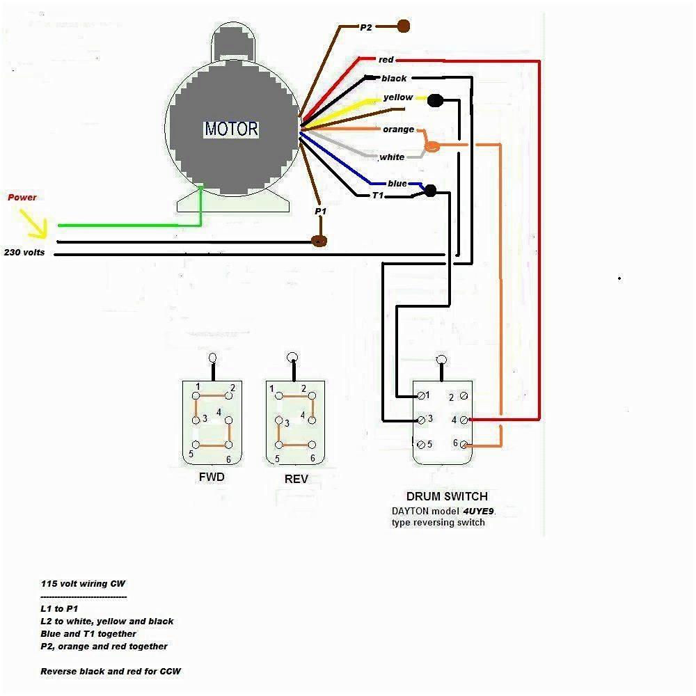 Ac Brush Motor Wiring Diagram | Wiring Liry on