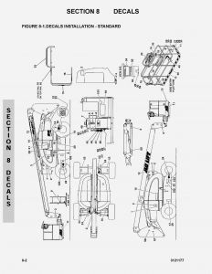 Jlg Scissor Lift Wiring Diagram - Jlg Scissor Lift Wiring Diagram Reference Upright Scissor Lift Wiring Diagram 6r