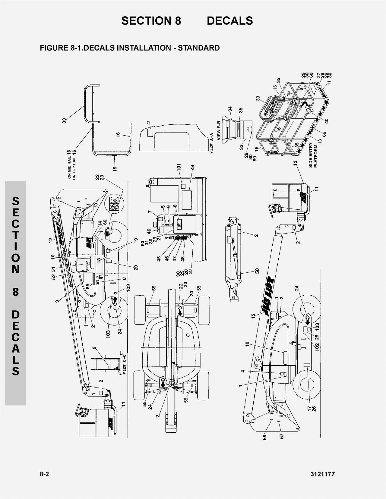 snorkel lift wiring diagram