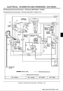 John Deere Gator 855d Wiring Diagram - Home Electrical Wiring Diagrams Lovely Electrical Wiring Wiring Diagram for John Deere Gator X the Hpx 13o