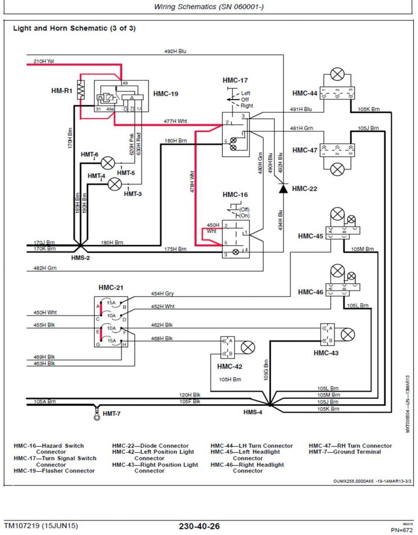john deere 5101 wiring diagrams john deere gator 855d wiring diagram download john deere 310b wiring diagrams #9