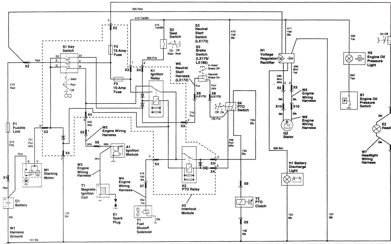 john deere l130 wiring diagram sample. Black Bedroom Furniture Sets. Home Design Ideas