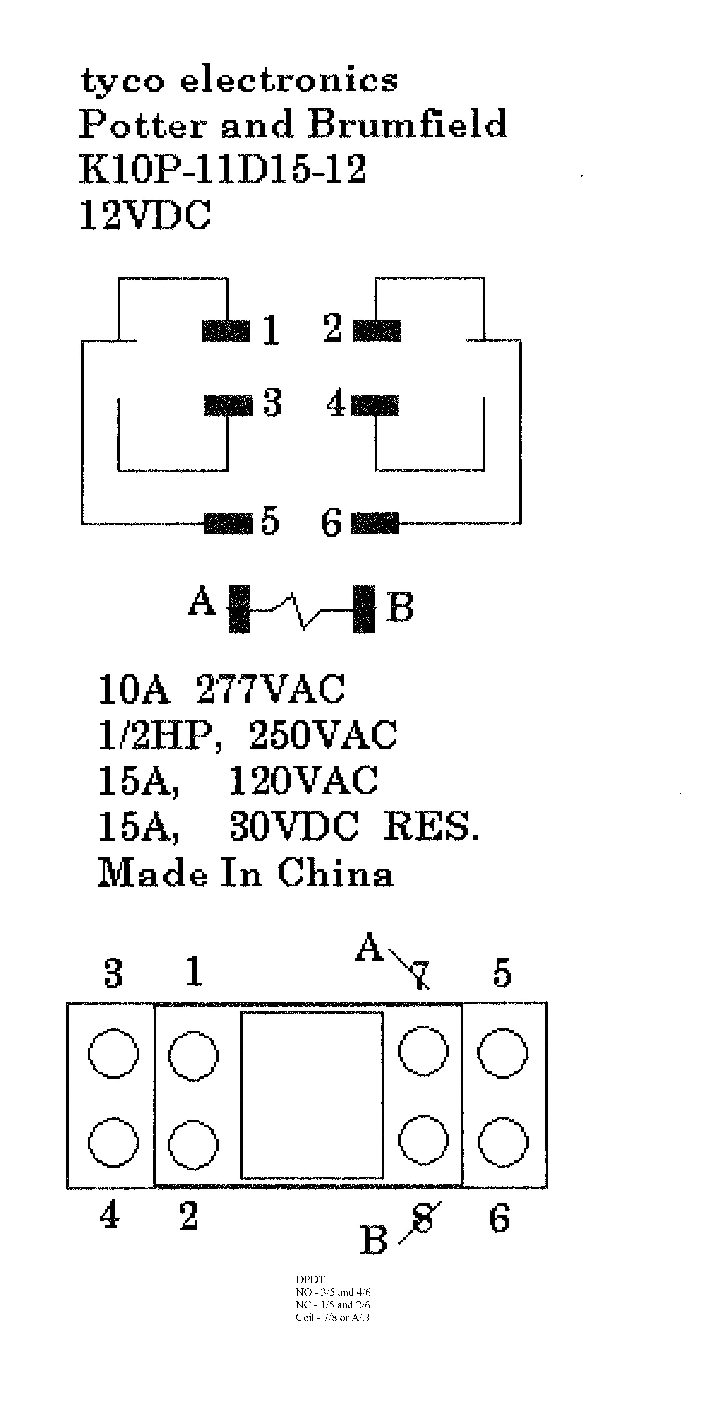 krpa 11ag 120 wiring diagram Download-Tyco Relay Wiring Diagram Save Krpa 11ag 120 Wiring Diagram 20-h