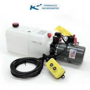 Kti Hydraulic Pump Wiring Diagram - Kti Hydraulic Pump Wiring Diagram Awesome Quart 12v Kti Double Acting Hydraulic Pump 10j