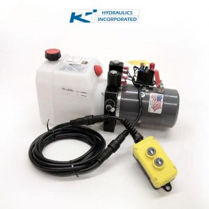 Kti Hydraulic Pump Wiring Diagram - Kti Hydraulic Pump Wiring Diagram Fresh Quart 12v Kti Double Acting Hydraulic Pump 15r