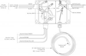 Lanair Waste Oil Heater Wiring Diagram - Reznor Heater Parts Diagram Unique Nuheat Wiring Diagram 10d