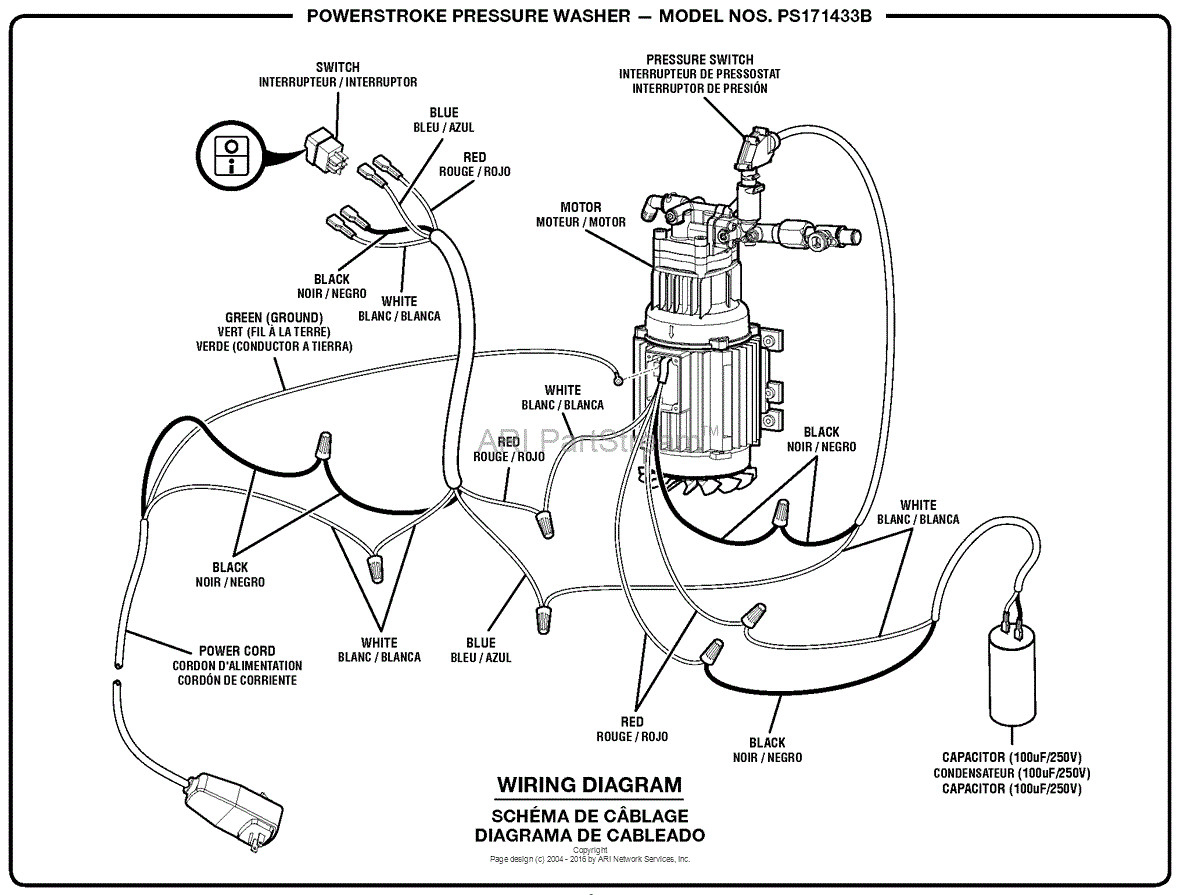 Landa Pressure Washer Wiring Diagram Gallery