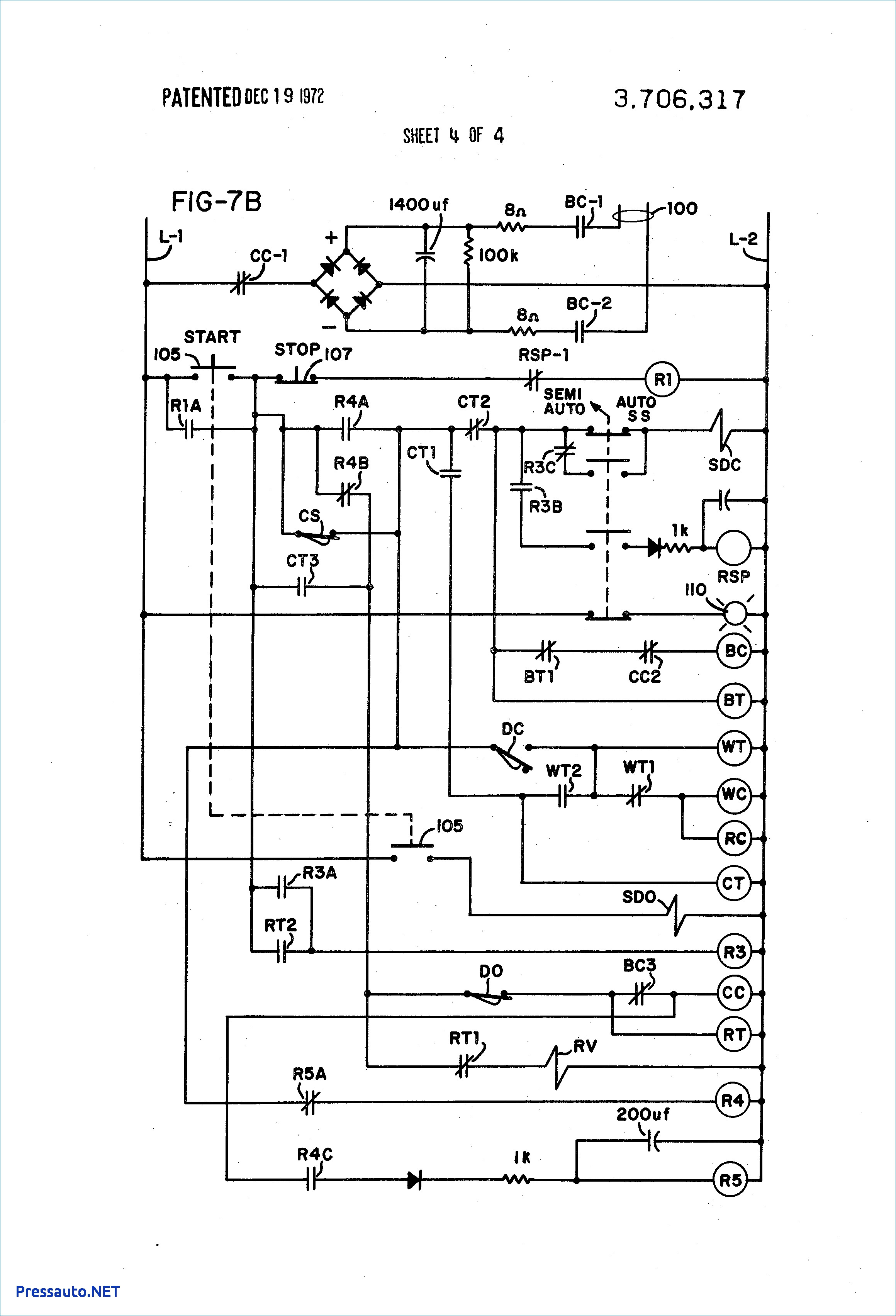 33 True T 49f Wiring Diagram