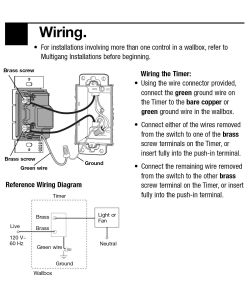 Legrand Paddle Switch Wiring Diagram - Lutron Maestro Countdown Timer Wiring 5d