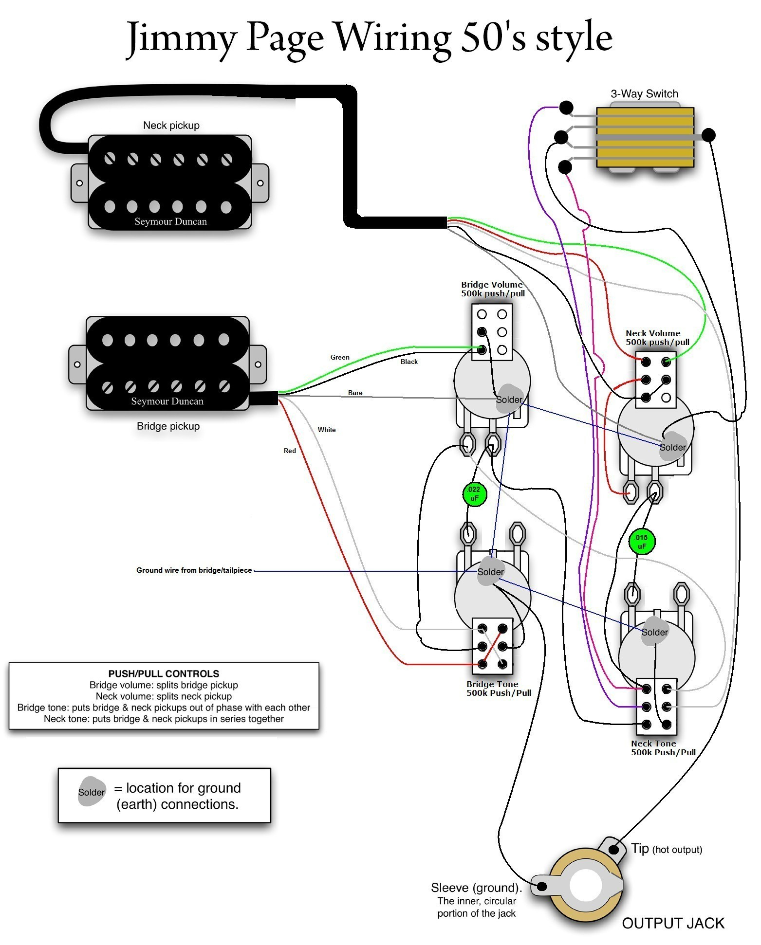 les paul coil tap wiring diagram - epiphone les paul coil tap wiring diagram  new wiring