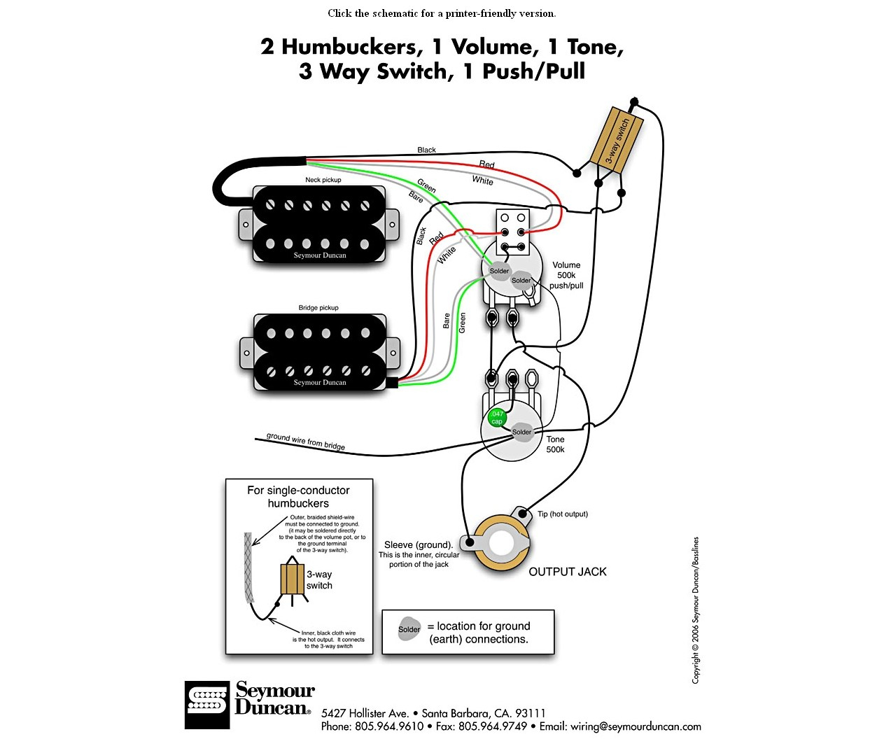 Hss Wiring Diagram Coil Split from wholefoodsonabudget.com