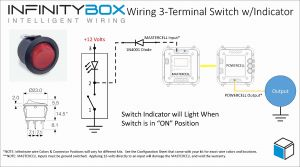 Lighted Rocker Switch Wiring Diagram 120v - toggle Switch Wiring Diagram Unique Luxury Lighted Rocker Switch Wiring Diagram 120v Wiring 10h