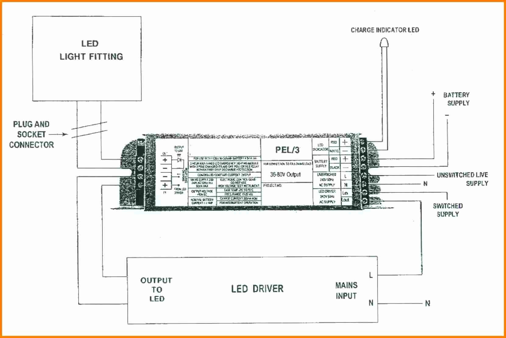 on lighting fixture wiring diagram
