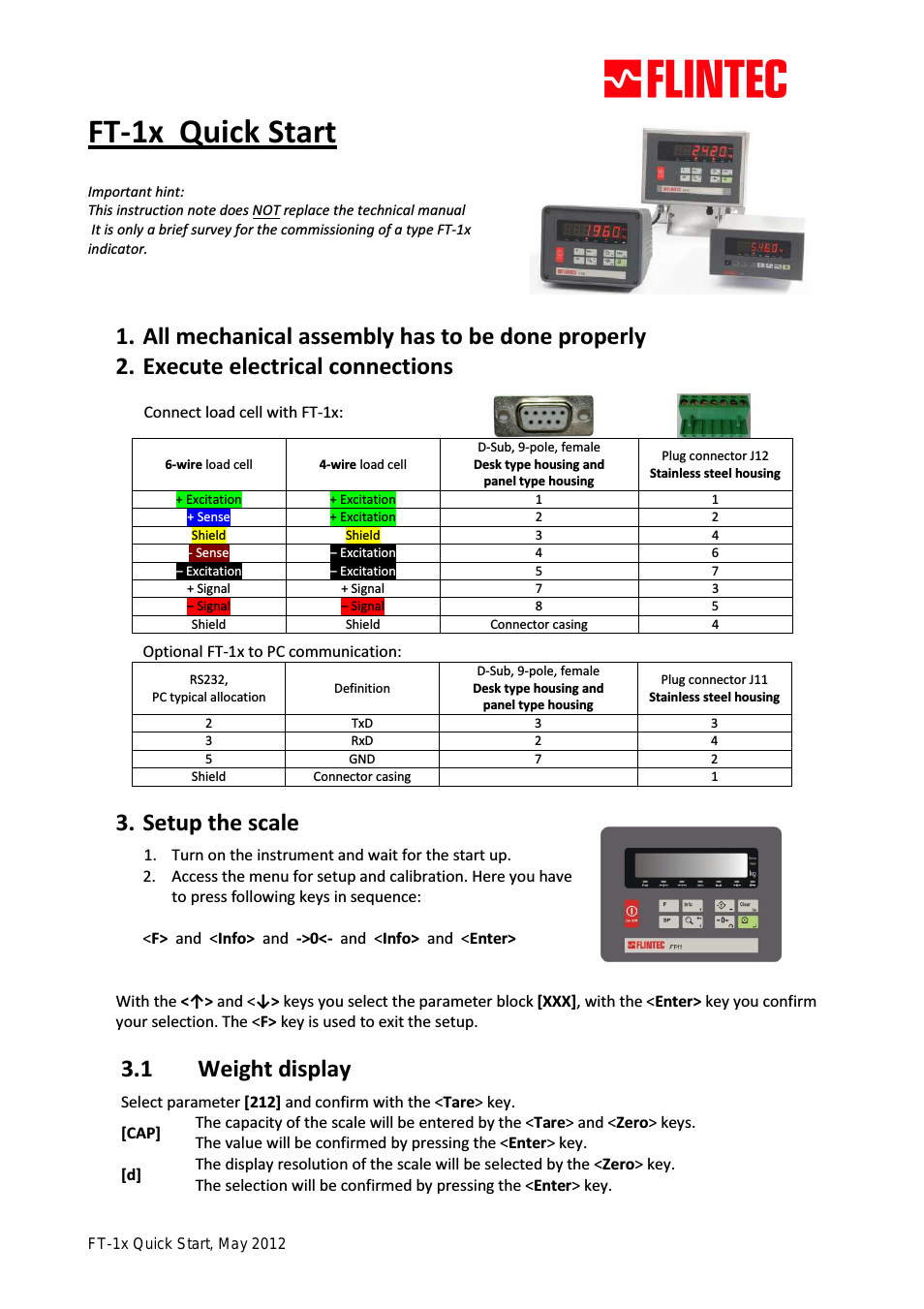 Load Cell Wiring Diagram Collection 3 Wire Electrical Junction Box