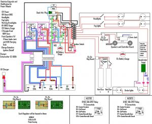 Loop Detector Wiring Diagram - Picture Of Electrical Wiring and Charging System Help 12k