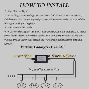 Low Voltage Landscape Lighting Wiring Diagram - New Low Voltage Landscape Lighting Wiring Diagram Awesome Amazon Exelent Ideas Everything You Beautiful Installing Landscaping Lights Light Bulbs Volt 11n