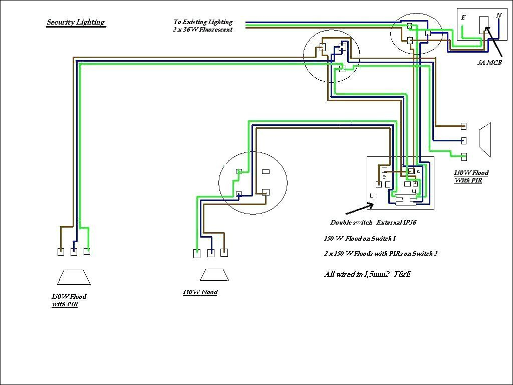 Outdoor Low Voltage Wiring Diagrams Wiring Diagram