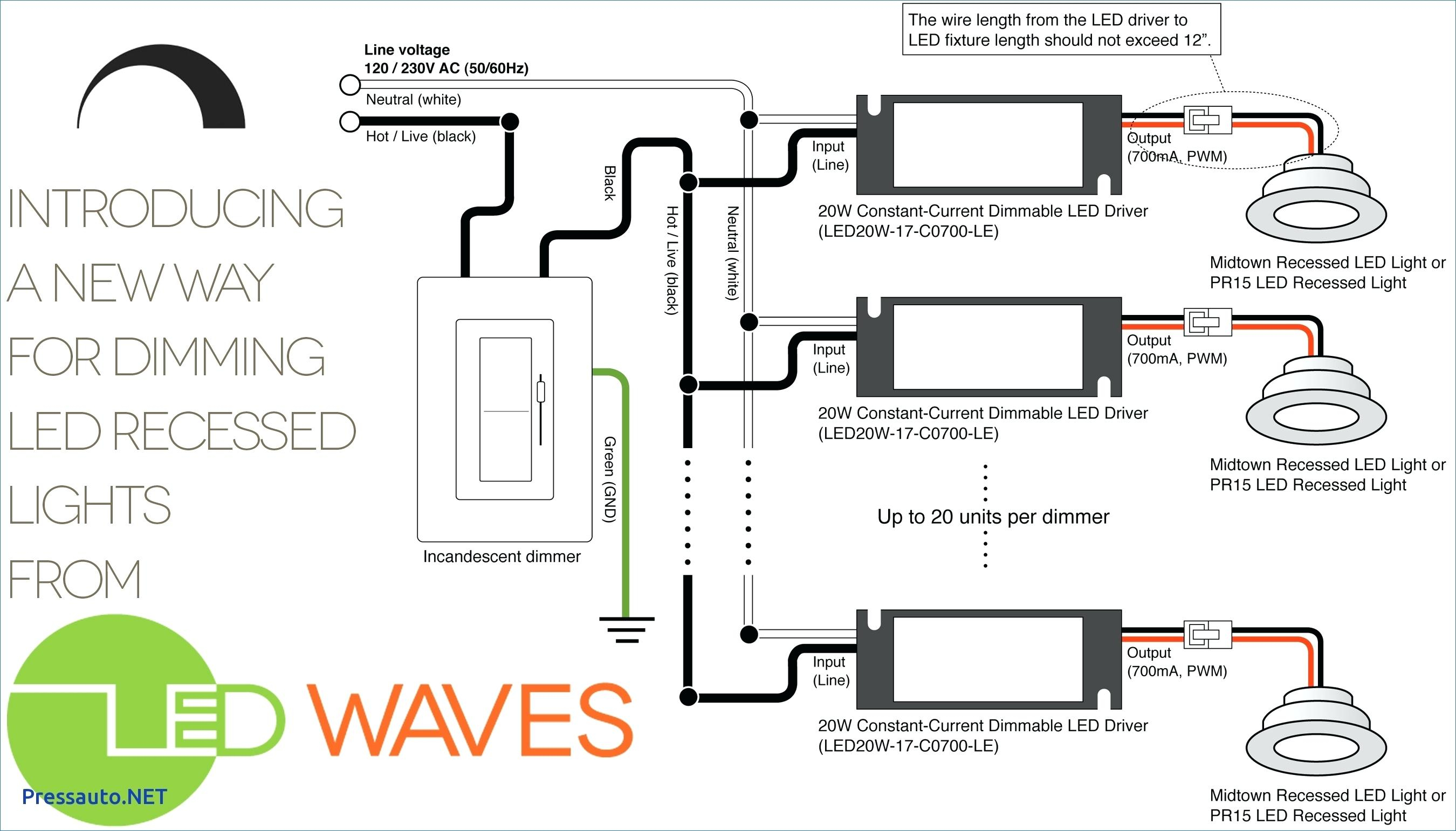 12v Led Dimmer Wiring Diagram