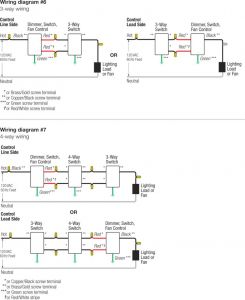 Lutron Caseta Wiring Diagram - Lutron 3 Way Switch Wiring Diagram 47 Elegant Installing A 2 Wire Led Dimmer Switch 8o
