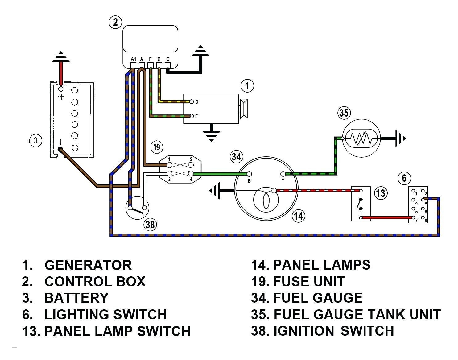 Marine Fuel Gauge Wiring Diagram Download