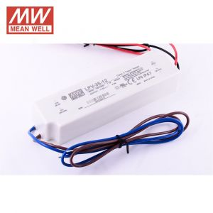 Mean Well Lpv 60 12 Wiring Diagram - original Mean Well Lpv 35 12 36w 3a 12v Led Power Supply Waterproof isolated Plastic Ip67 90 264vac Input Led Driver 12v Ul Ce In Switching Power Supply 5k
