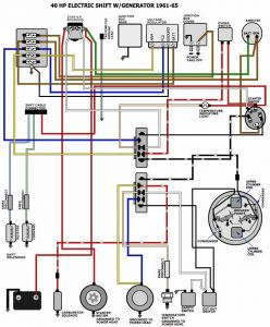 Mercury Outboard Wiring Diagram - Mariner 15 Hp Outboard Parts Diagram Best Technical Information 11i