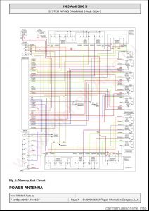 Mitchell On Demand Wiring Diagram - W960 831 6 with Mitchell Wiring Diagrams Mitchell Wiring Diagrams 19s