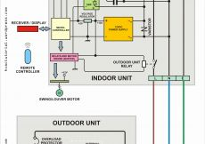 Mitsubishi Split System Wiring Diagram - Mitsubishi Mini Split Wiring Diagram for Split System Air Conditioner Wiring Diagram Famous Including 8j