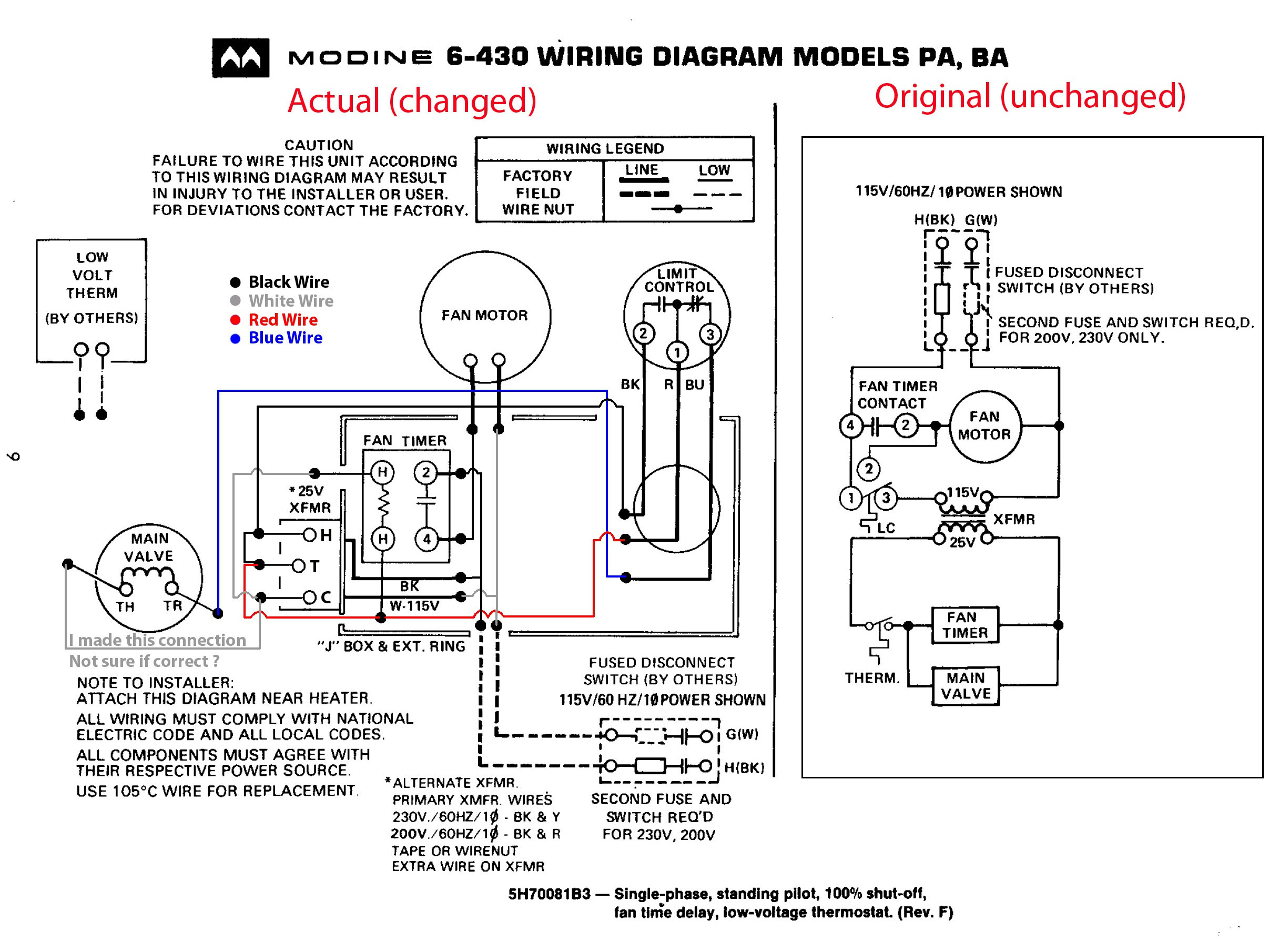modine gas heater wiring diagram Collection-modine gas heater wiring diagram wire center u2022 rh insurapro co 9-k