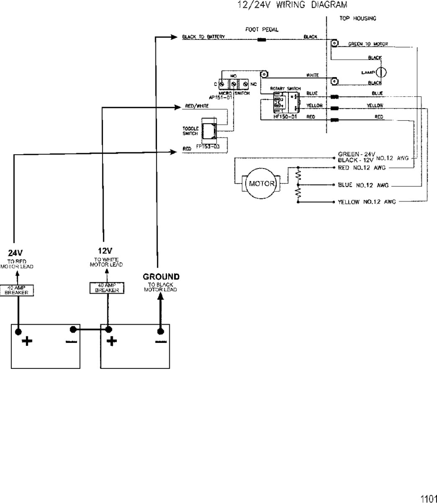 motorguide trolling motor wiring diagram Collection-1101 Motorguide Trolling Motor Wiring Diagram 18-g