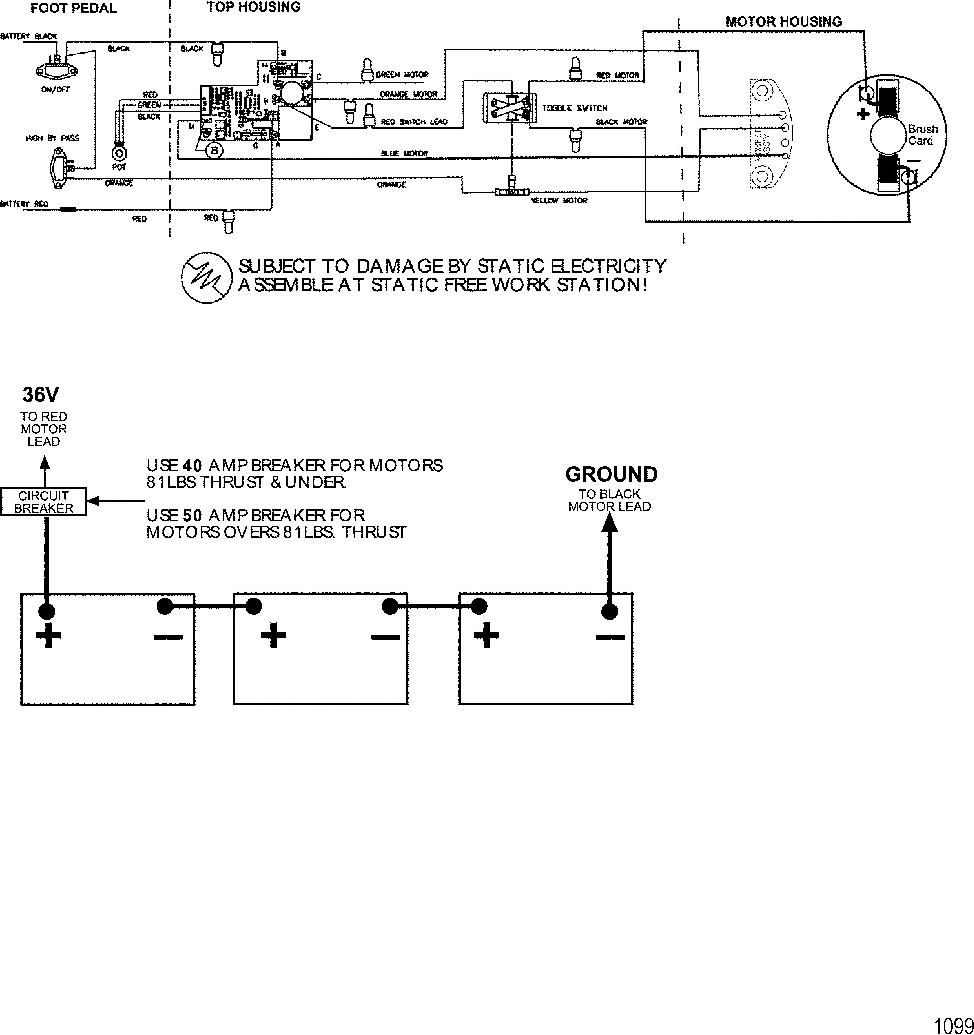 12v Trolling Motor Wiring Diagram Manual Guide