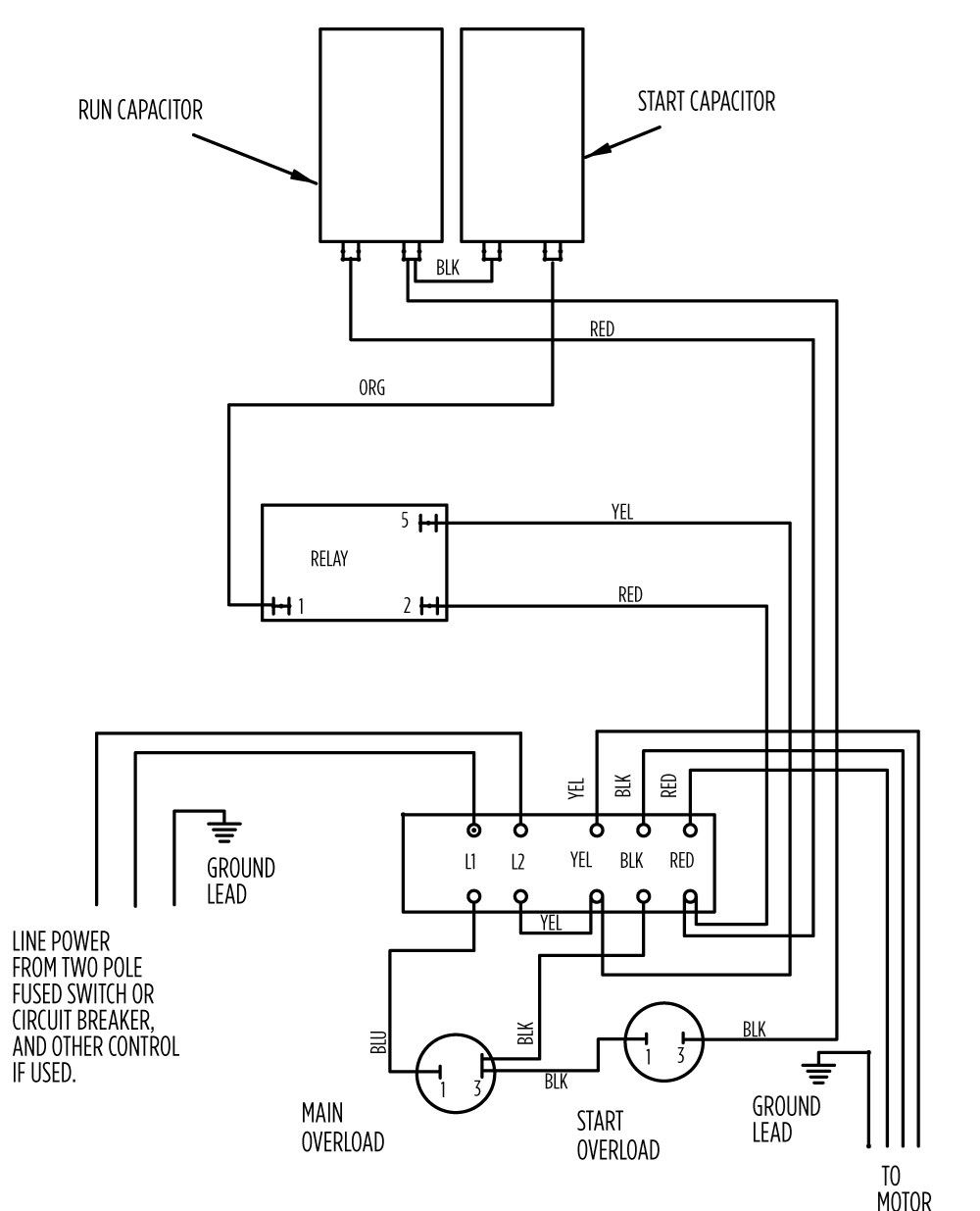 munro pump wiring diagram Collection-Water Pump Pressure Switch Wiring Diagram Awesome Submersible Well Pump Wiring Diagram & Submersible Well 13-c