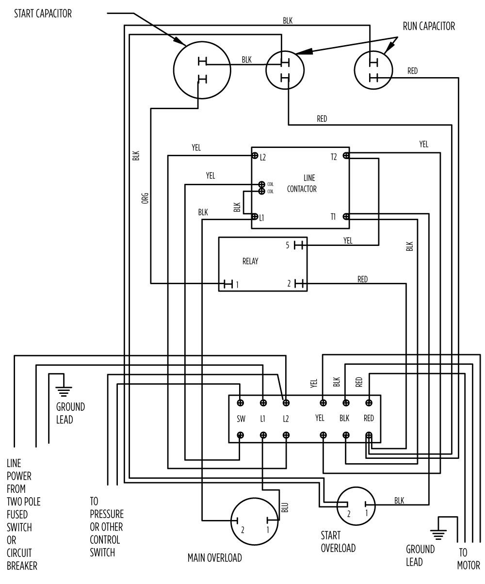 munro pump wiring diagram Collection-Water Pump Pressure Switch Wiring Diagram Fresh Wonderful Franklin Submersible Pump Wiring Diagram S 7-r
