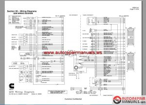 N14 Celect Wiring Diagram - Cummins isb 5 9 Wiring Diagram Wire Center U2022 Rh 144 202 34 195 Cummins Engine 11o