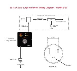 Nema L14 30r Wiring Diagram - Nema 14 50r Wiring Diagram to Printable 50 with for Outlet and 50r Cool 6 2t