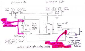 Nissan Frontier Fog Light Wiring Diagram - Fog Light Wiring Diagram with Relay New Wiring Diagram for A Relay for Fog Lights New 2b