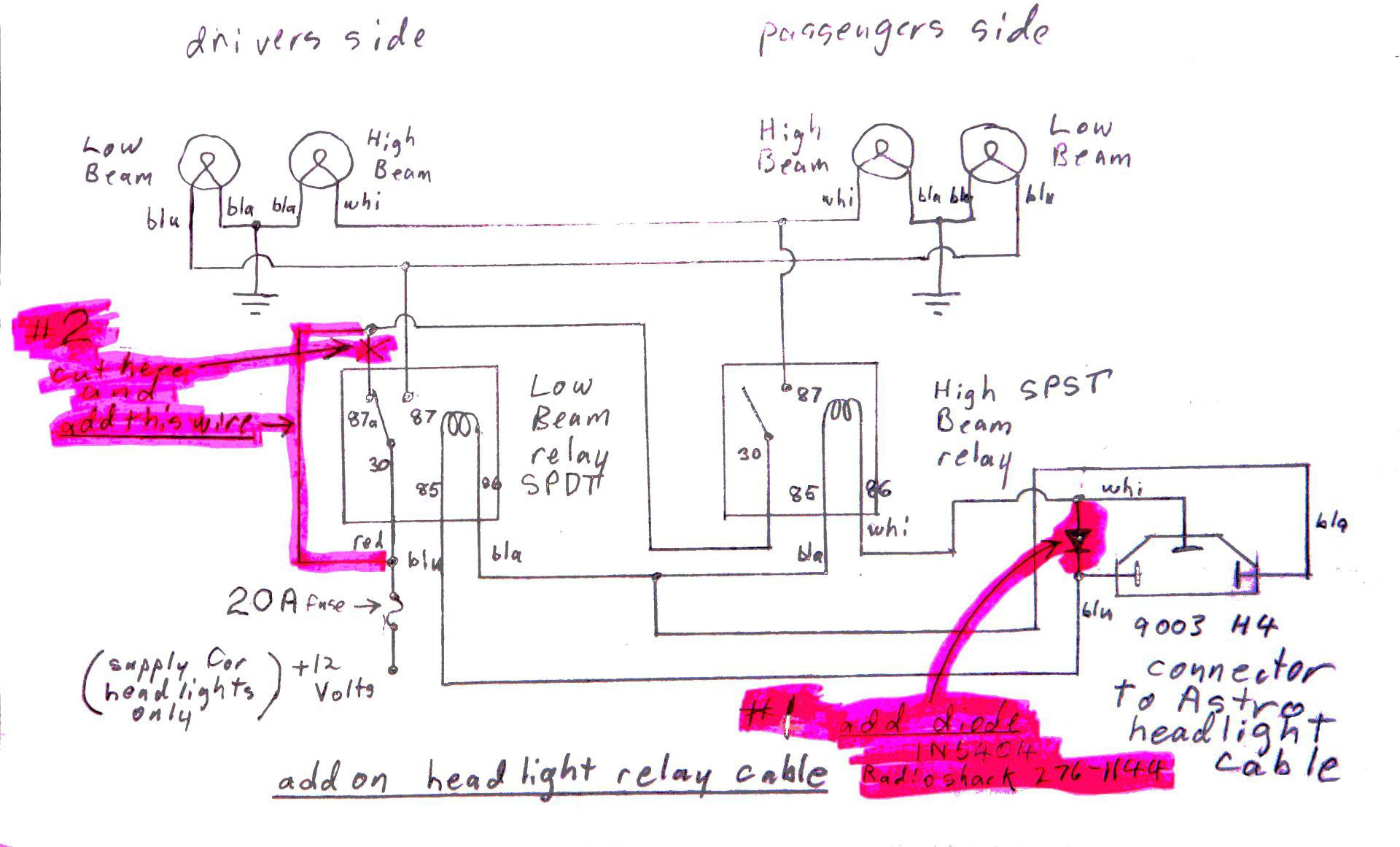 nissan frontier fog light wiring diagram - fog light wiring diagram with  relay new wiring diagram
