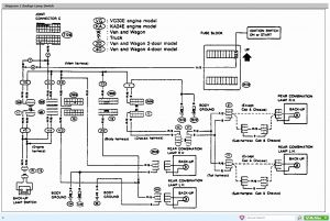 Nissan Pathfinder Wiring Diagram - 1986 Nissan Pickup D21 Fresh Nissan Pathfinder Wiring Diagram Carlplant Diagrams B2network 9m