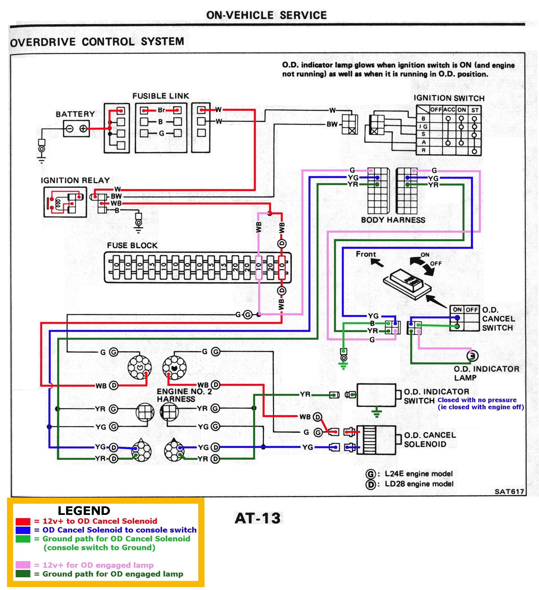 Nissan Titan Trailer Wiring Harness Diagram Download