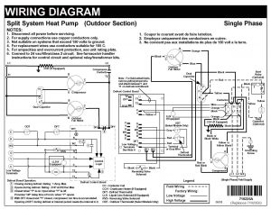 Nordyne Ac Wiring Diagram - nordyne Ac Wiring Diagram Fresh Heat Pump Air Conditioner nordyne Heat Pump thermostat Wiring 1k