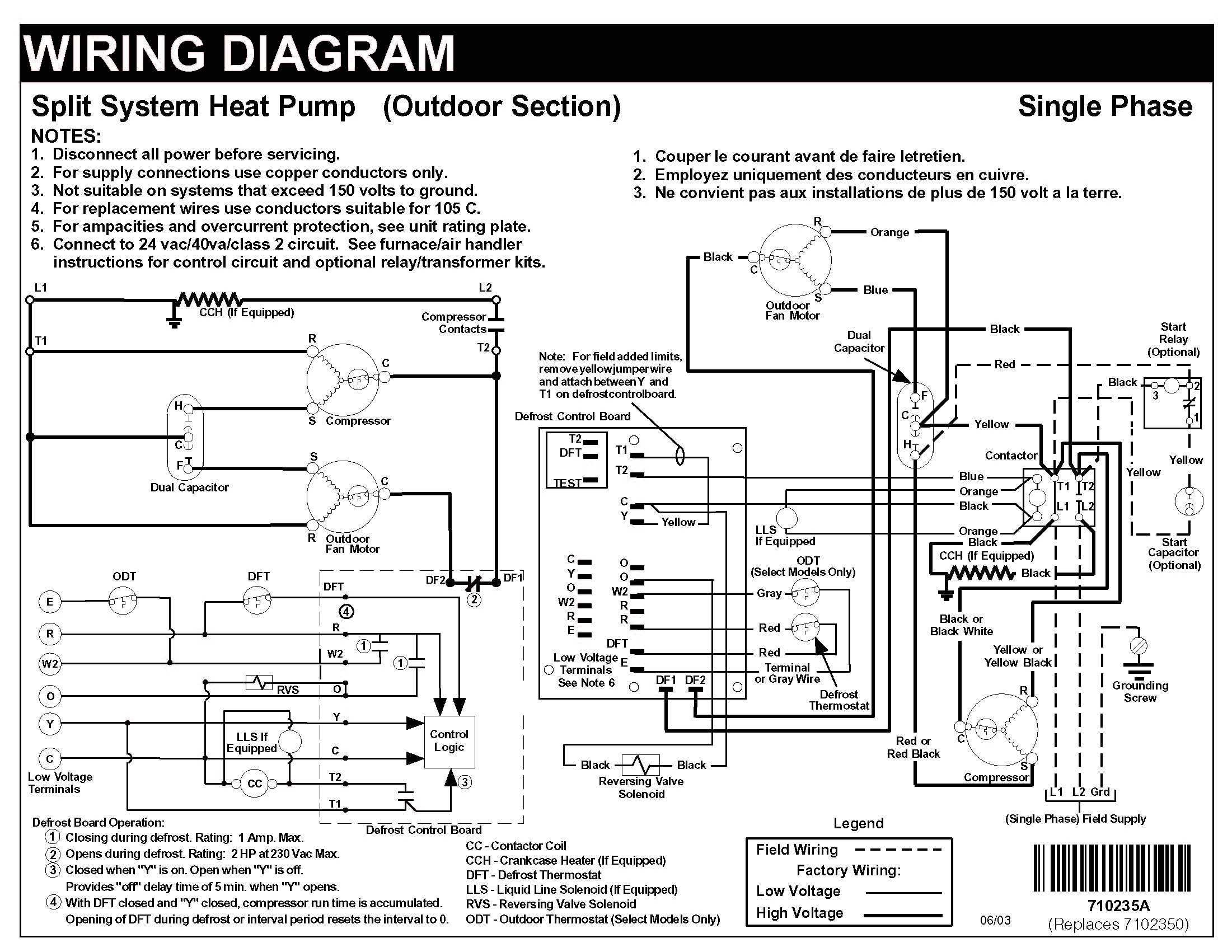 nordyne ac wiring diagram Collection-Nordyne Ac Wiring Diagram Fresh Heat Pump Air Conditioner nordyne Heat Pump thermostat Wiring 13-k