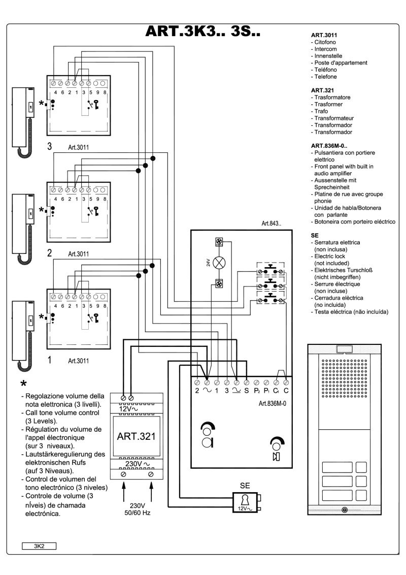 Nutone Doorbell Intercom Wiring Diagram Download