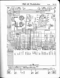 Old Air Products Wiring Diagram - 1963 64 Hawk 17o